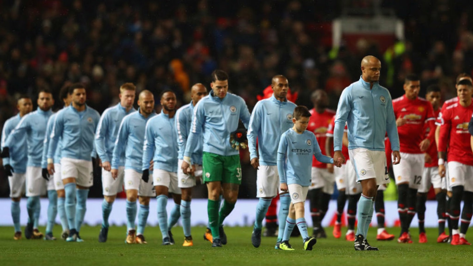 Manchester United v City: Ticket info