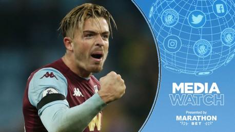 Media Watch: City tracking Villa ace?
