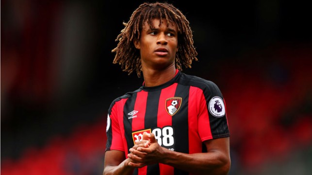 : CLASS ACT: Nathan Ake is now ready to play his part in City's quest for more success