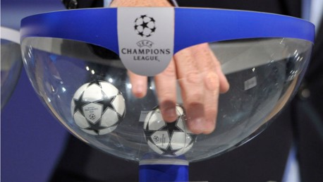 When is the Champions League Round of 16 draw?