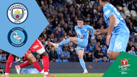 Full-match replay: City v Wycombe