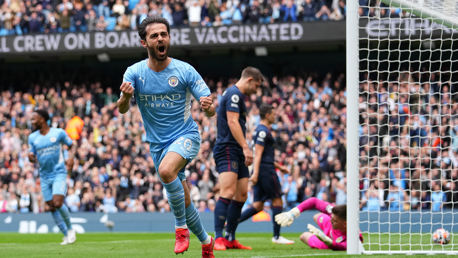 Bernardo delighted with current form ahead of busy schedule