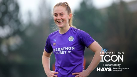 My Footballing Icon: Keira Walsh
