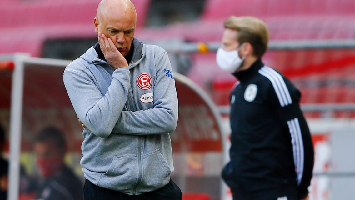 Uwe Rosler: Life behind closed doors