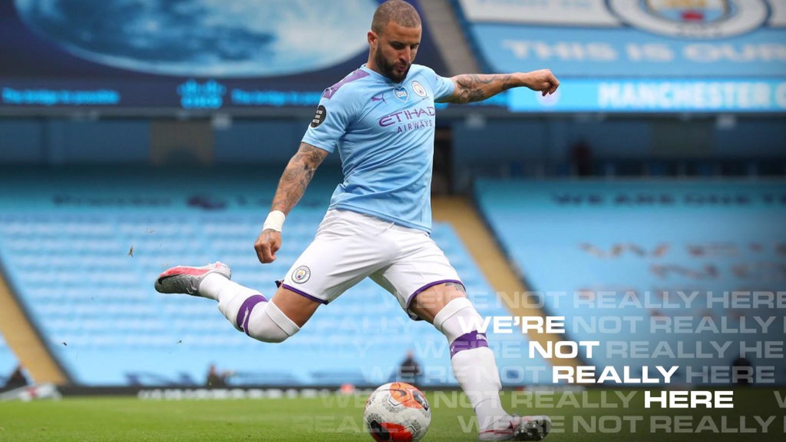 Walker confiant avant Wembley