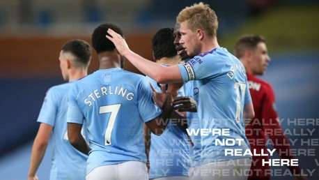 De Bruyne and Sterling return for FA Cup semi-final