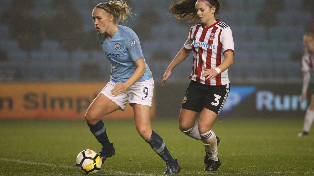 WELCOME RETURN : Pauline Bremer played the first 45 minutes