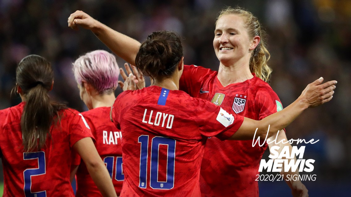 Sam Mewis: 10 things you didn't know