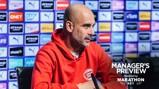 FINAL FOCUS: City manager Pep Guardiola