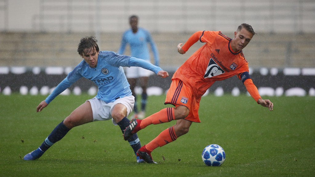 City humbled by roaring Lyon