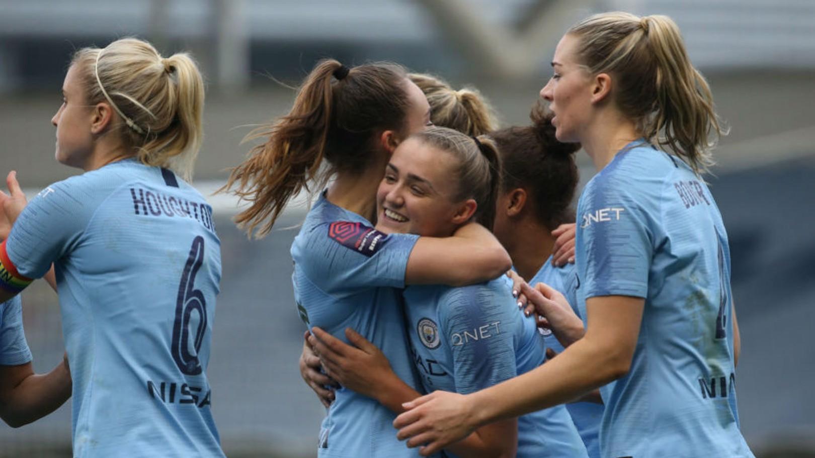 FA Women's Super League: Top table clash!