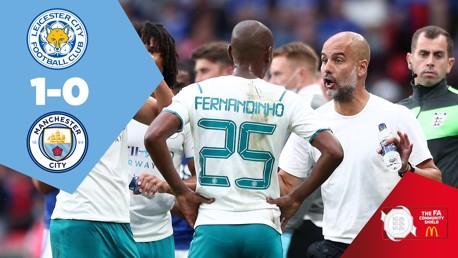 전체 경기 다시보기 | 레스터 1-0 City