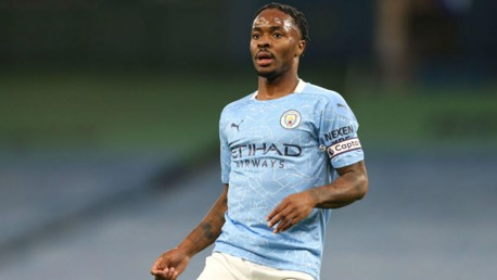 Sterling excited to embrace Champions League challenge