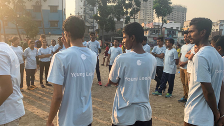 Tecno Mobile Mendukung Program Cityzens Giving Di Kolkata