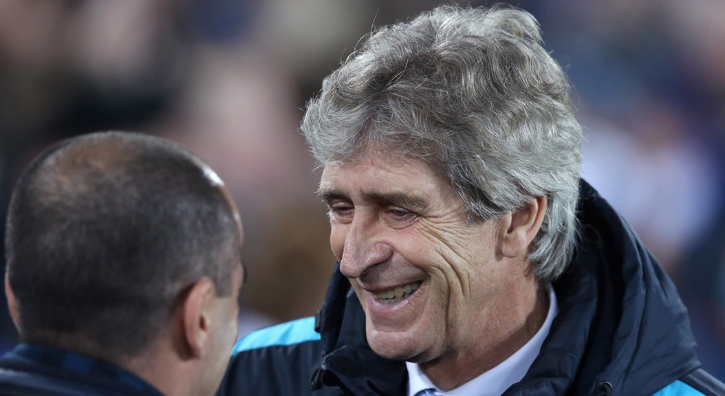 TOP 100 : Pellegrini's City still hold record from 2013/14