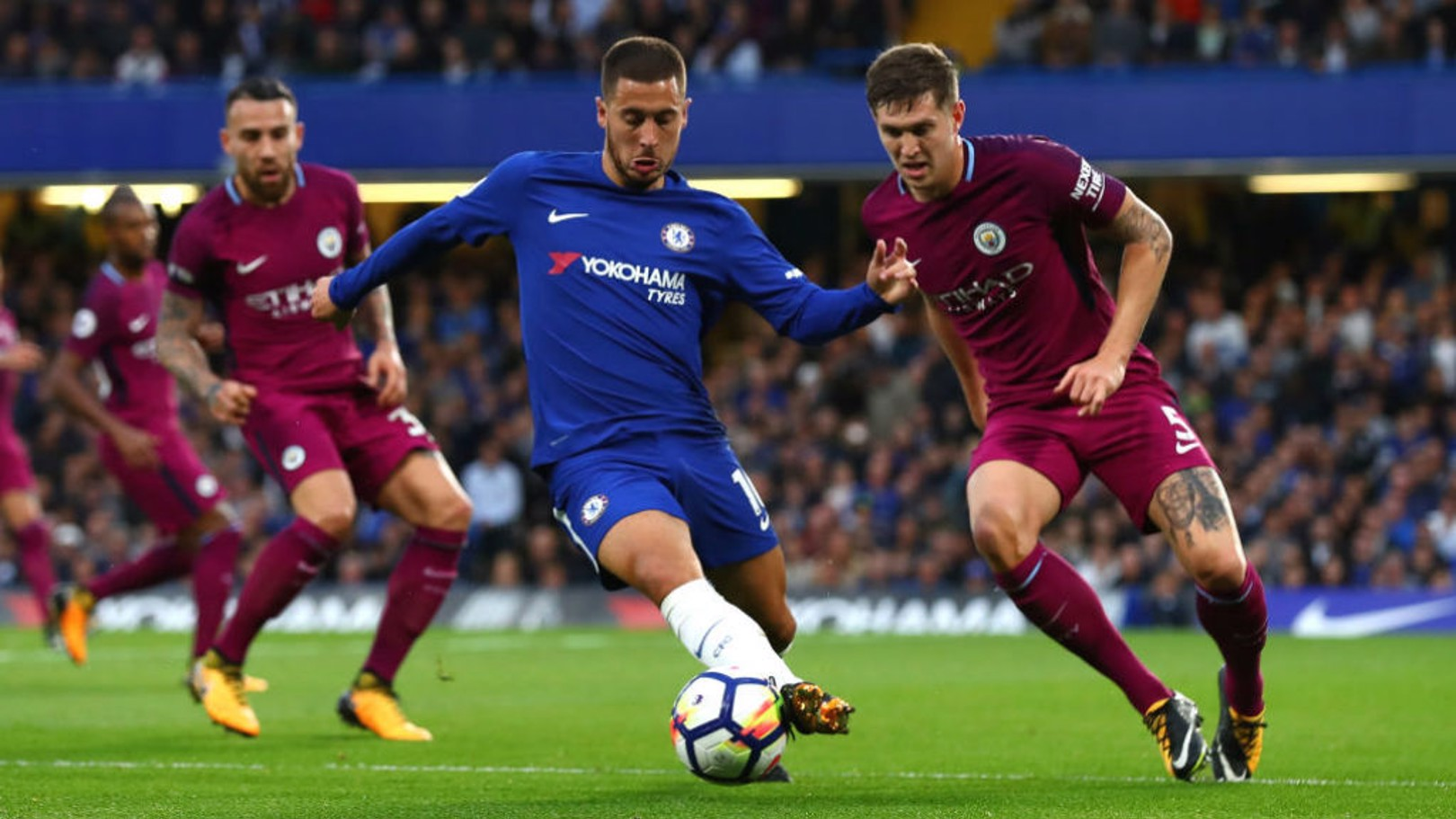 Chelsea v Man City: Supporter Information