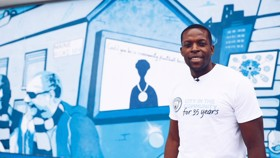 Onuoha 'ecstatic' to join CITC's Board of Trustees