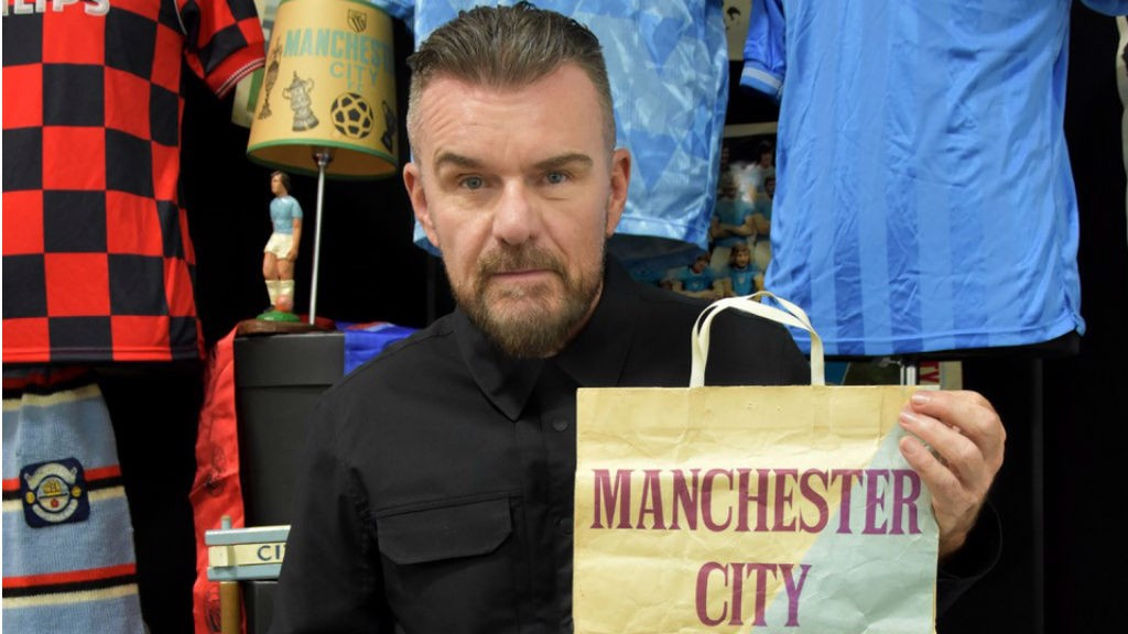 MEMORIES ARE MADE OF THIS : Billy Duffy has spent more than 50 years building up his collection