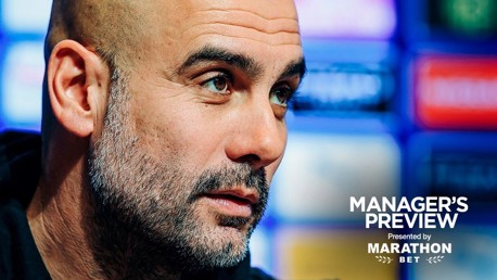 Pep thinking of Leicester, not Madrid