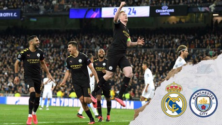First-leg highlights: Real Madrid 1-2 City