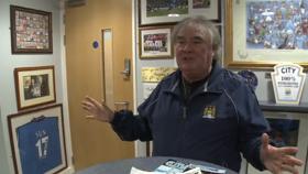Eddie Large: His City