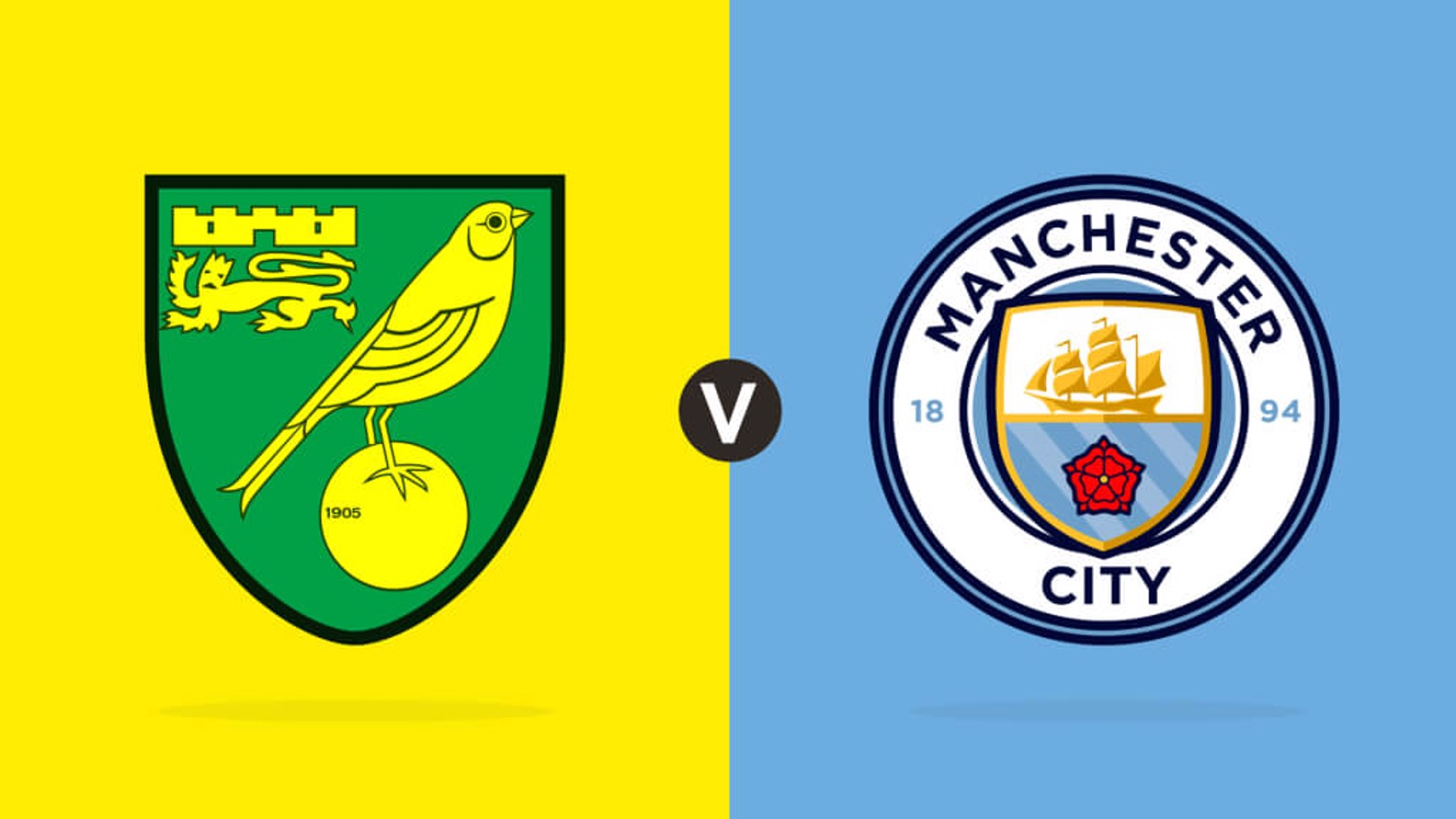 Norwich v Man City: Match details and player stats