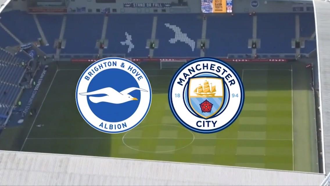 Brighton v City: viaje al sur para más acción en la Premier League