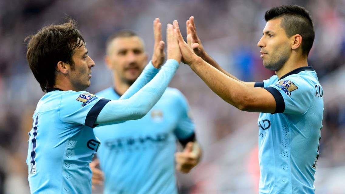 Classic highlights: Newcastle 0-2 City 2014