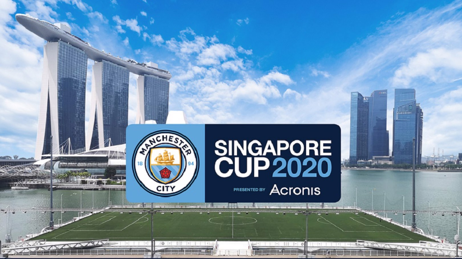 Club to stage Manchester City Singapore Cup 2020
