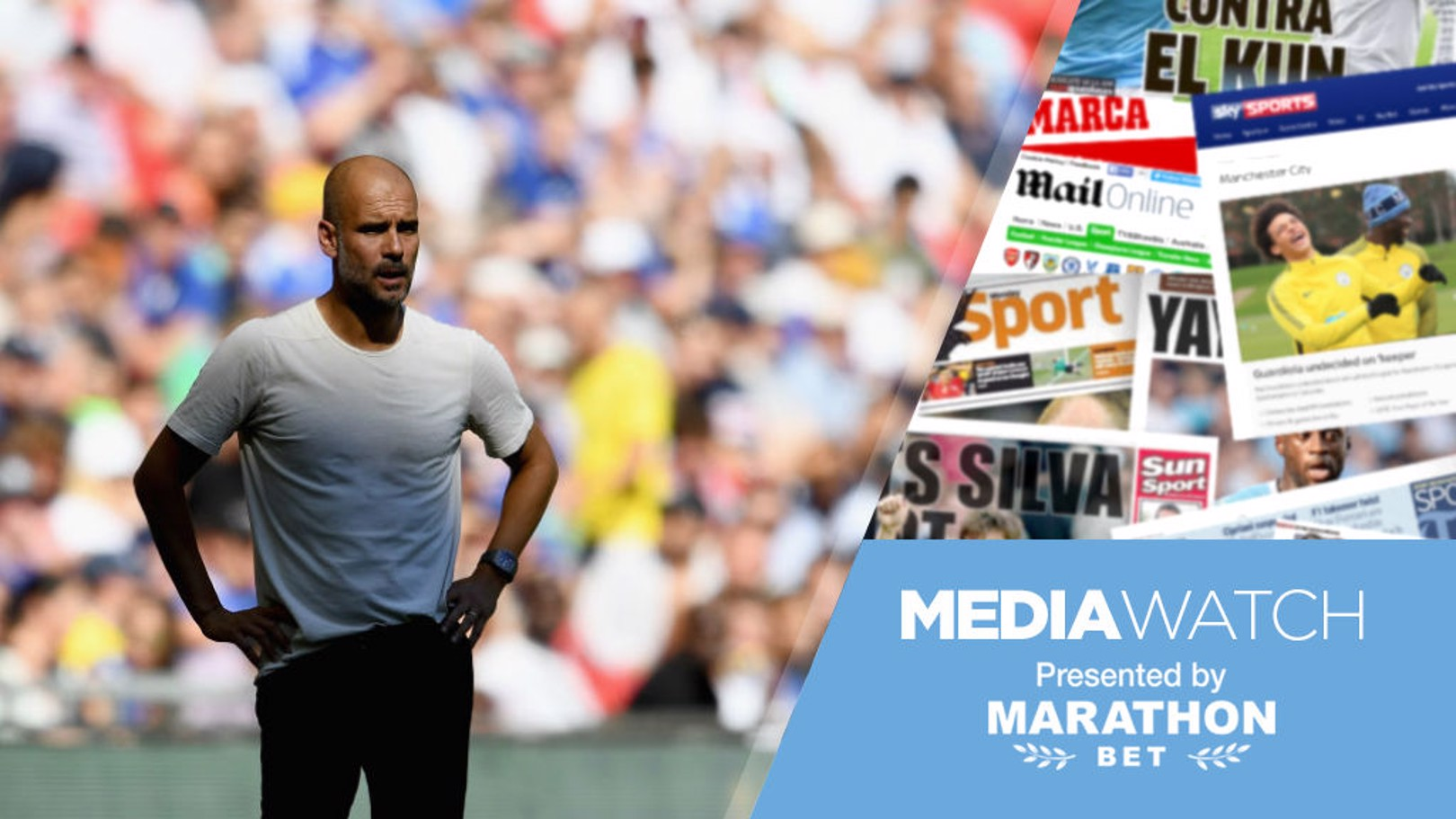 """MEDIA WATCH: City's football is """"unparalleled"""" in the Premier League era."""
