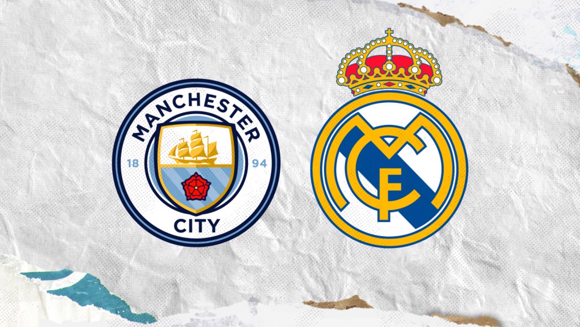 City v Real Madrid MATCHDAY LIVE