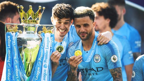 Foden, Stones and Walker: A birthday trio