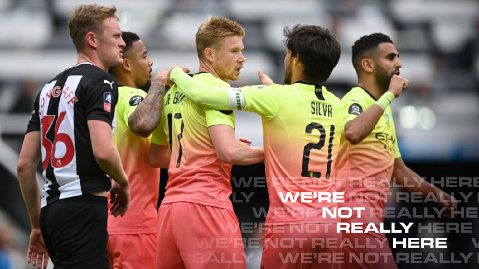 De Bruyne Dan Sterling Bawa City Ke Semi-Final FA Cup