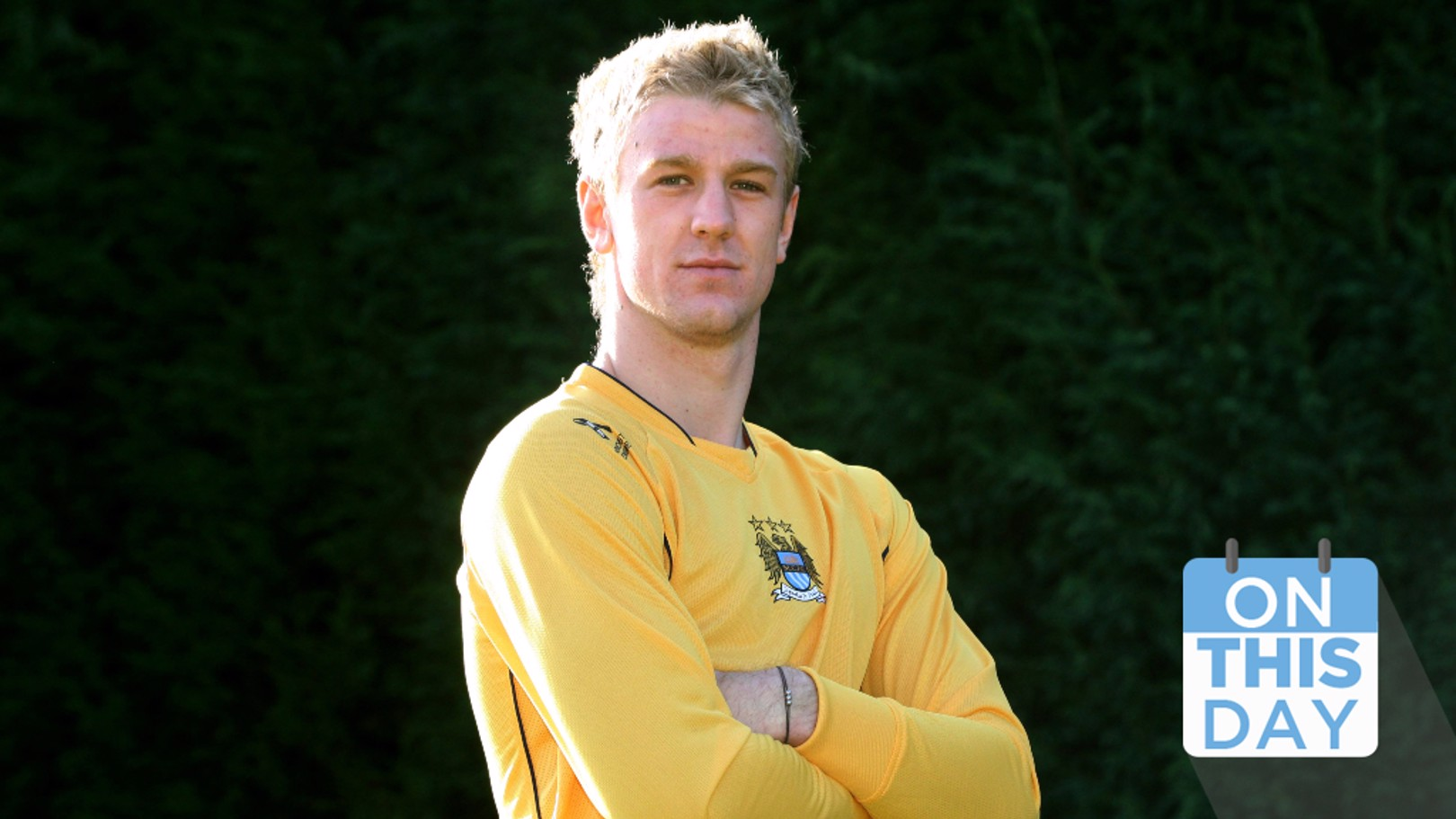On this day: Hart signs, Champions League secured