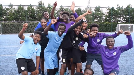 Manchester youth enjoy a #SummerWithCITC