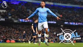 Every Goal: Gabriel Jesus