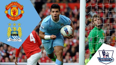 United 1-6 City: Classic Match Replay