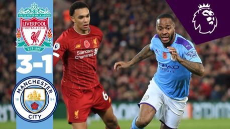 Liverpool 3-1 City: Full match replay