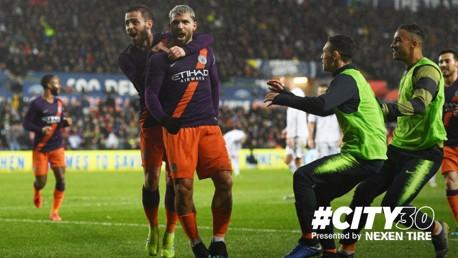 #City30 : Sergio, le supersub !