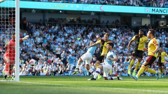 SILVA STREAK: El Mago opens the scoring inside 60 seconds