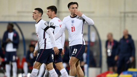 Grealish nets first England goal while Foden shines in Andorra romp