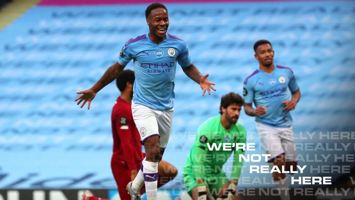 City 'Membuat Pernyataan' Dengan Kemenangan Atas Liverpool – Kata Sterling