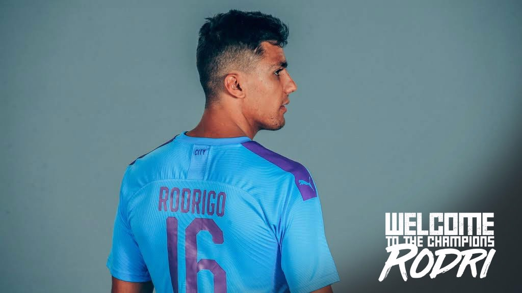PRESS CONFERENCE : Hear from our new signing Rodri