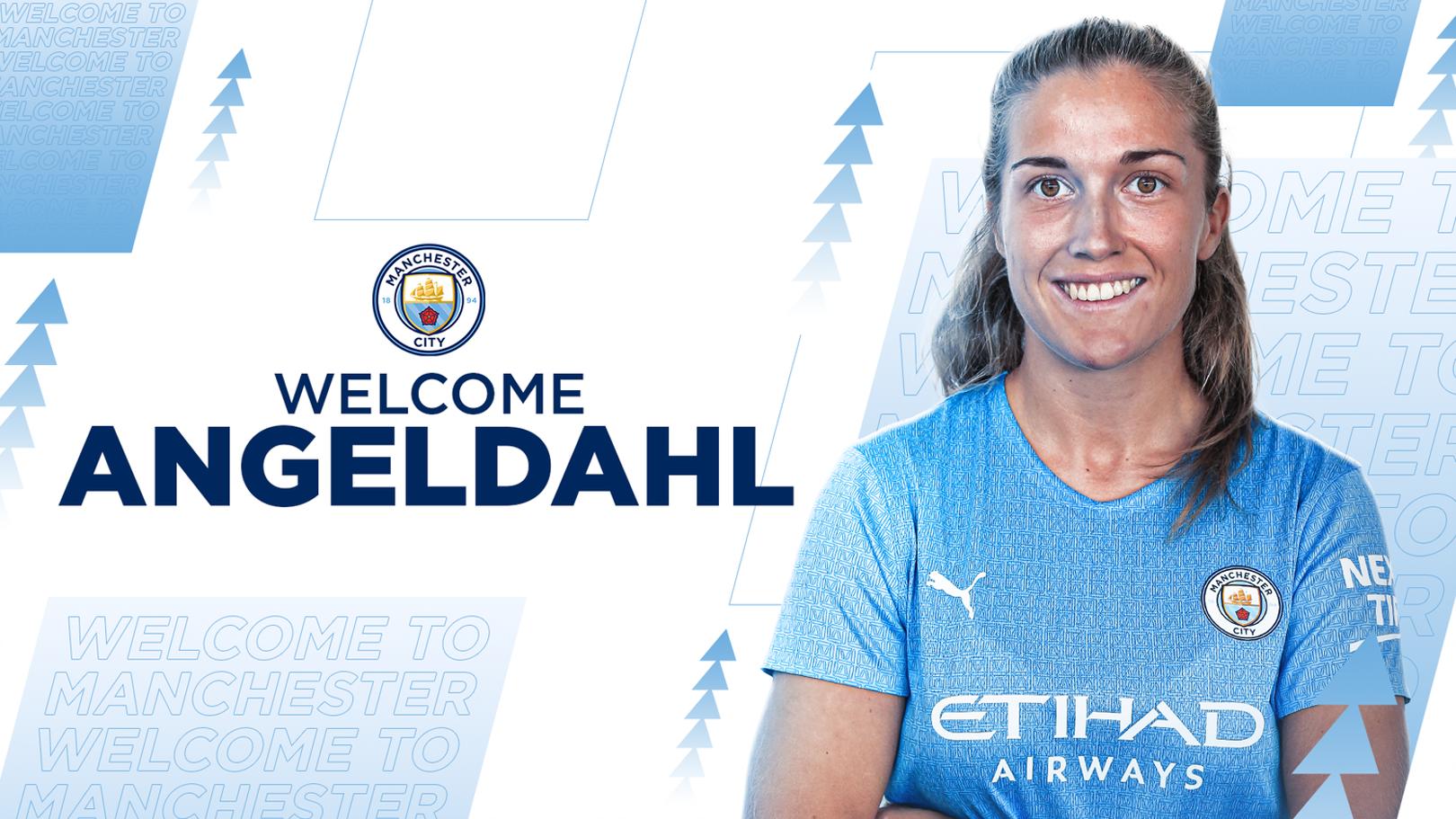 Filippa Angeldahl firma por dos años con el City
