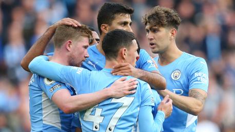 City 2-0 Burnley: Cuplikan Lengkap