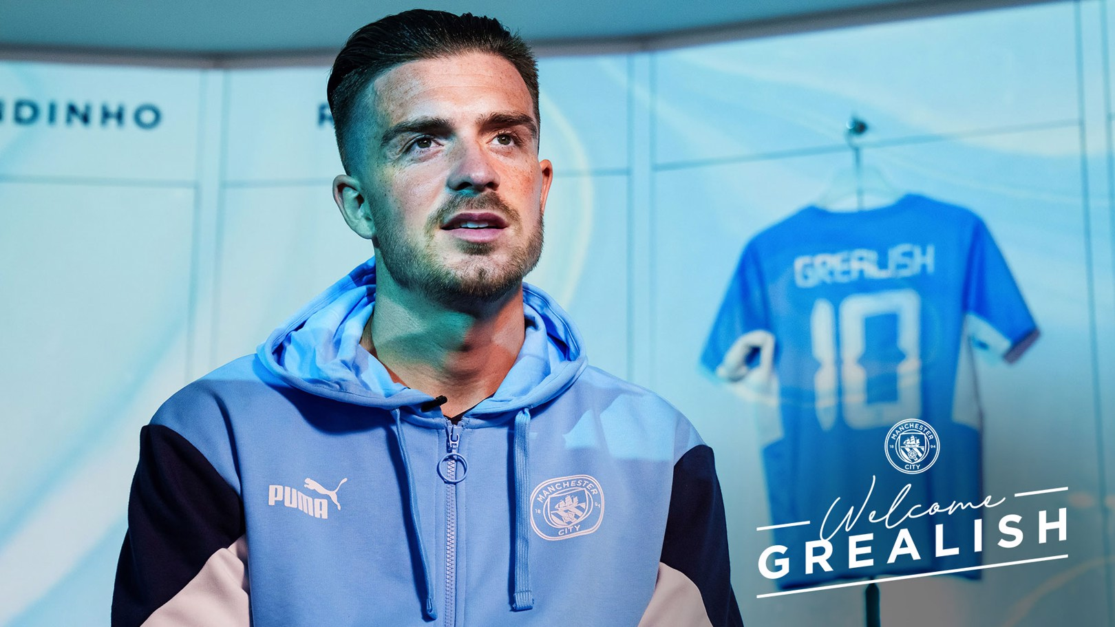 Grealish hoping to reap the rewards of Foden friendship