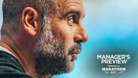 Guardiola: We are always hungry for goals