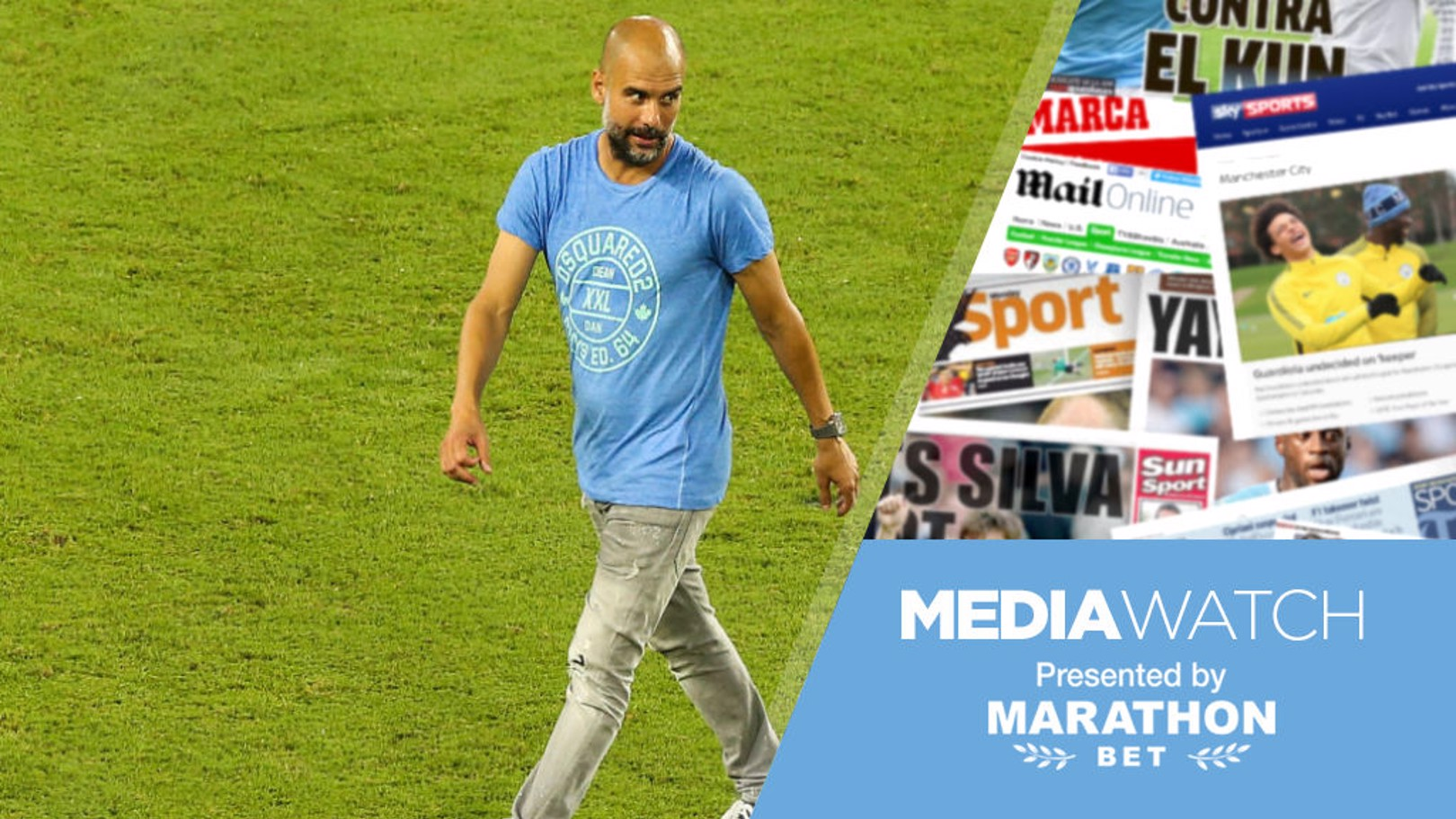 "MEDIA WATCH: Pep Guardiola is a ""revolutionary manager"" according to Michael Cox."