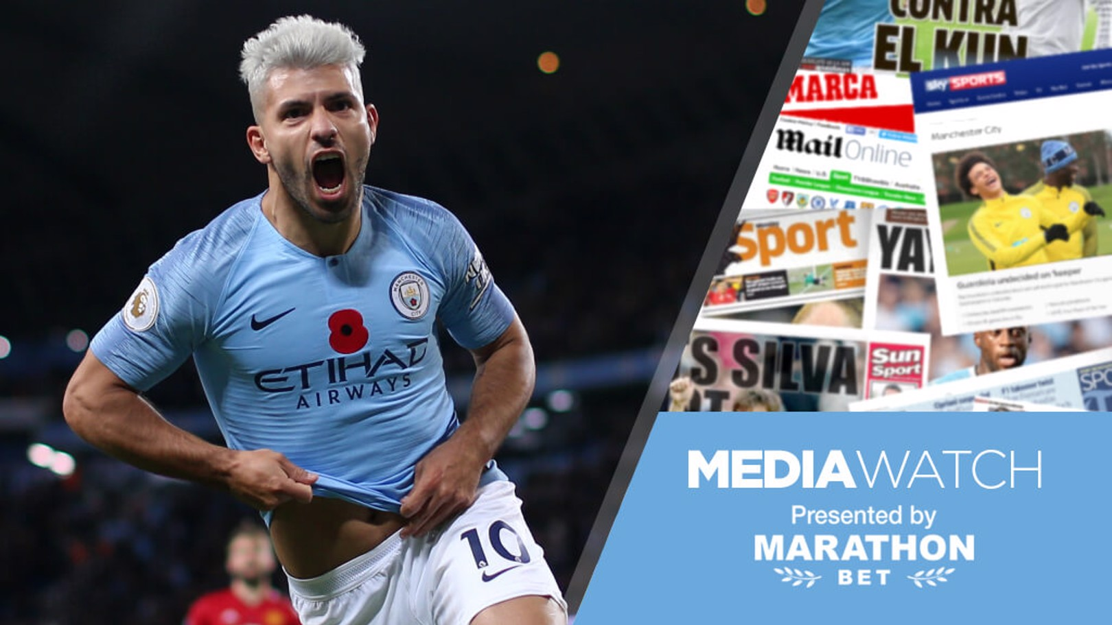 DERBY DELIGHT?: The press are confident of City's chances at Old Trafford...