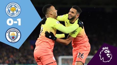 Leicester v City